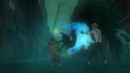 Akutagawa shoved at Demon Snow