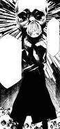 Atsushi telling that he became a reaper (BEAST manga)