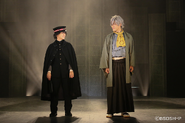 BSD Untold Origins Stage - Ranpo and Fukuzawa 3
