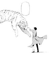 Dazai nullifies Atsushi's ability (manga)