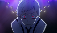 Atsushi affected by Q's ability