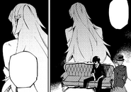 Dazai tells Chuya about the White Kirin (DEAD APPLE manga)