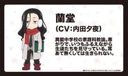 Arthur Rimbaud (Wan! Anime Character Design)