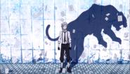 Ending 1 - Tiger shadow