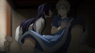 Kyoka approaches Atsushi