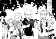 Fake Pushkin's little brothers (manga)