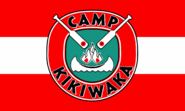 Camp Kikiwaka Flag