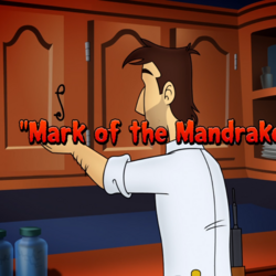 Mark of the Mandrake