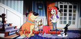The Party Animal Title Card(CAM)