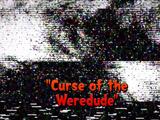 Curse of the Weredude