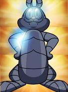 Meet Iron Bunnicula