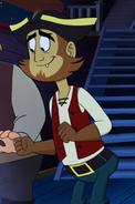 Pirate Chester