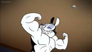 Bunnicula Muscle Mass