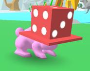Dice Bunny Skate