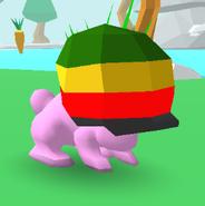 Rastacap Bunny Skate