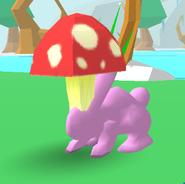 Mushroom Bunny Skate