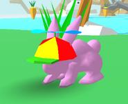 Propeller Hat Bunny Skate