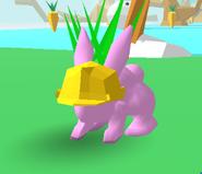Hard Hat Bunny Skate