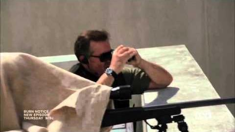 """Burn Notice 6x02 Promo """"Mixed Messages""""(HD)"""