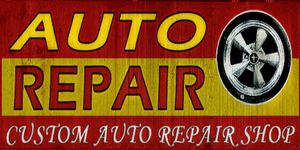 The Auto Repair logo.
