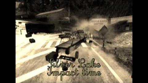 Silver Lake, crash 1 (Impact time) - Burnout 3- takedown