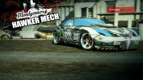 Ignited Boost - Hawker Mech