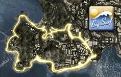 Burnout 2 Map