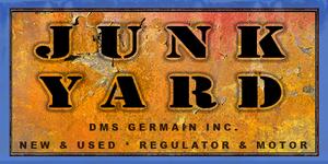 The Junk Yard logo.