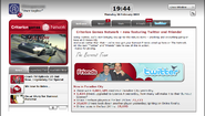 Criterion Games Network Home Page