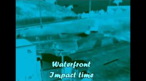Waterfront, crash 2 (Impact time) - Burnout 3- takedown