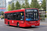 Route 291, Stagecoach London, 36332, LX58CDE at Woolwich (3)-L