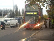 London Buses route 105