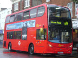 London Buses route 624