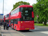 London Buses route 601