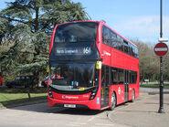London Bus 161 (Stagecoach London)
