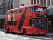 London Buses route 55