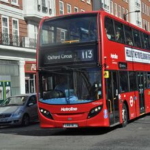 London Buses Route 113 Bus Routes In London Wiki Fandom