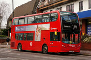 London Buses route 370
