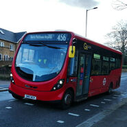 London Buses Route 456