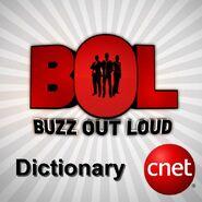 Buzz Out Loud Dictonary Logo