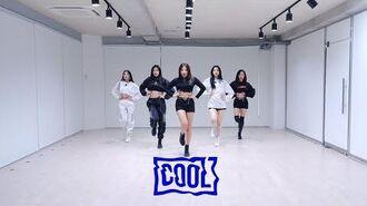 "BVNDIT(밴디트) - ""Cool"" Dance Practice"