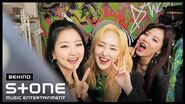 ENG SUB Stone Performance BEHIND! 미쏭임파서블 BVNDIT (밴디트) Carnival, JUNGLE, Come and Get It, Cool