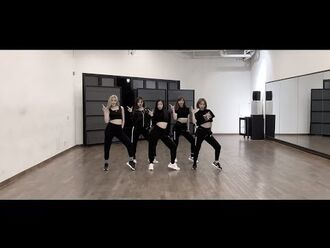 "BVNDIT(밴디트) - ""Be Ambitious!"" Dance Practice"