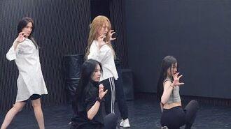 """BVNDIT(밴디트) - """"JUNGLE"""" Dance Practice Behind Scene 2"""