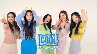 "BVNDIT(밴디트) - ""Cool"" MV Making Film"