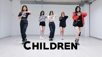 """BVNDIT(밴디트) - """"Children"""" Dance Practice"""