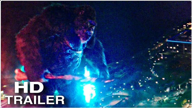 Godzilla vs kong all new TV Spot HD
