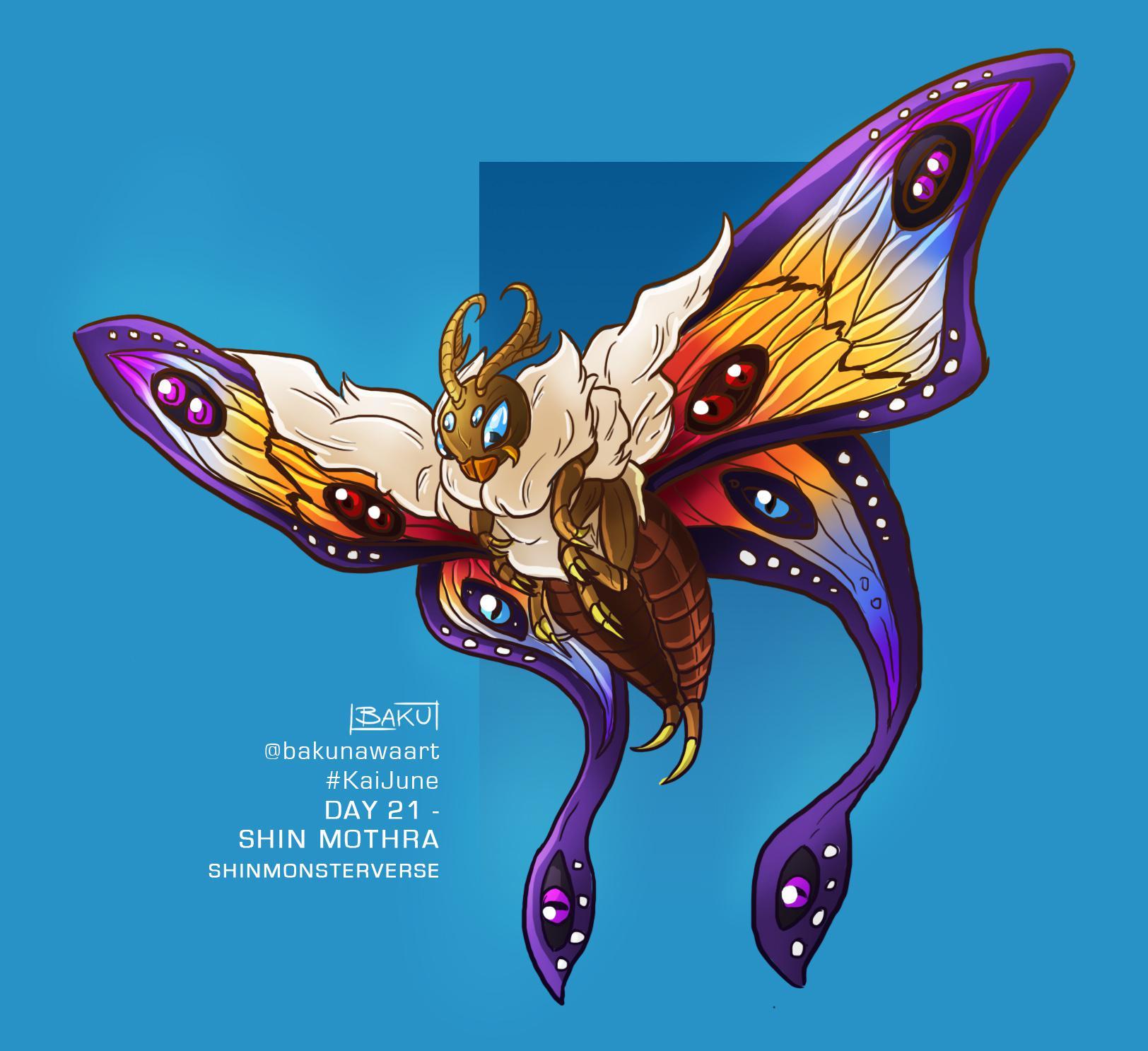 Shin Mothra