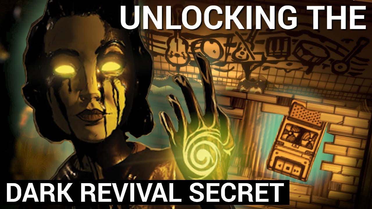 Unlocking the Bendy and the Dark Revival Secret in BATDS: Symphony of Shadows DLC