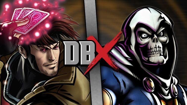 Gambit VS Taskmaster (X-Men VS Marvel)   DBX